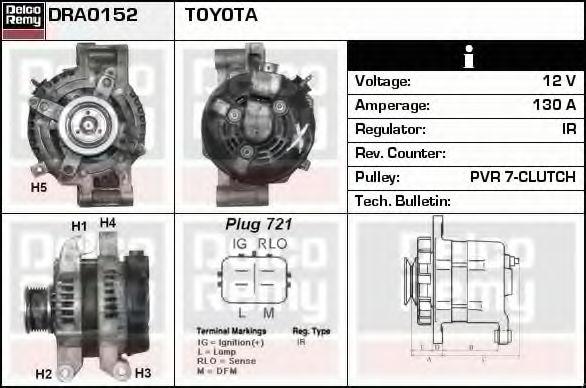 Generator / Alternator